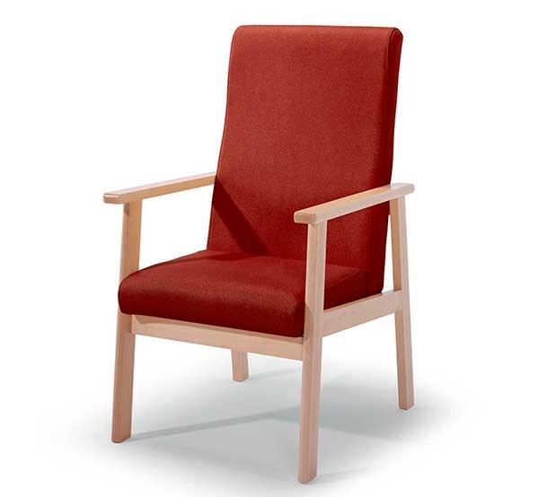 Butacón mobiliario geriátrico