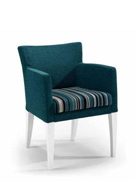 Karlo, upholstered armchair