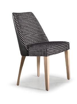 Florida combinada, sillas tapizadas