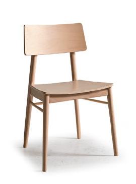 Pont silla de madera