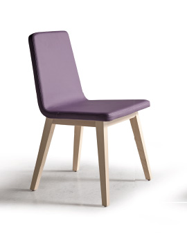 Rania, sillas tapizadas