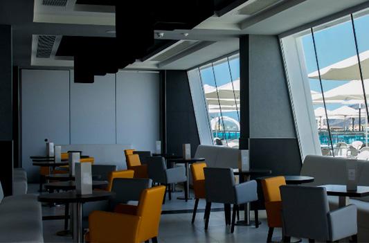 Hotel Grand luxor Benidorm-instalaciones 4-sillas para hosteleria