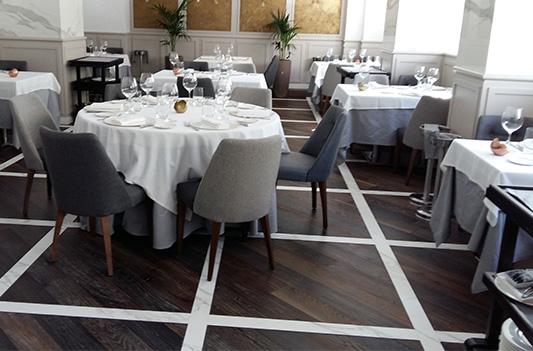 Restaurante Piñera Madrid-instalaciones