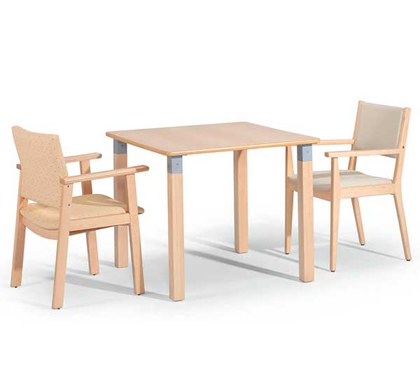 Geriatric furniture set