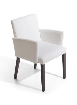 Hespe, upholstered armchair