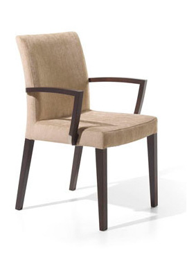 Andrea, upholstered armchair