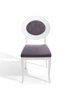 Dora 3 sillas tapizadas