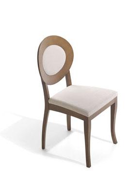 Dora 4 sillas tapizadas