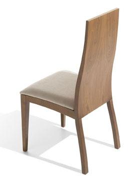 Bara 2 silla tapizada