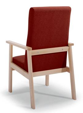 Butacón 2, mobiliario geriátrico