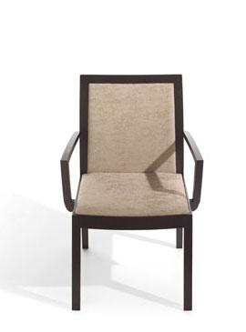Gala 2 sillas tapizadas