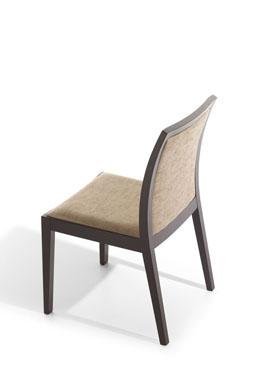 Gala 3 sillas tapizadas