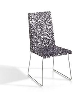 Isa 3 sillas tapizadas