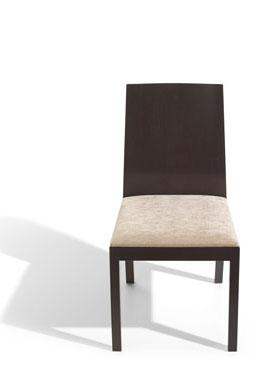 Noa 2 sillas tapizadas