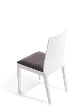 Noa 3 sillas tapizadas