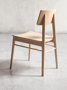 Pont silla de madera,2