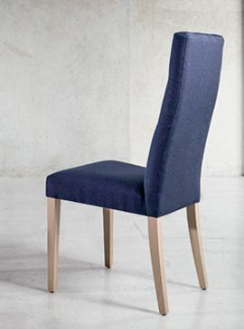 Praga capitoné,2, sillas tapizadas