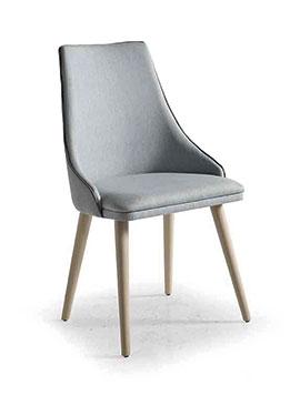 Berta, upholstery chairs