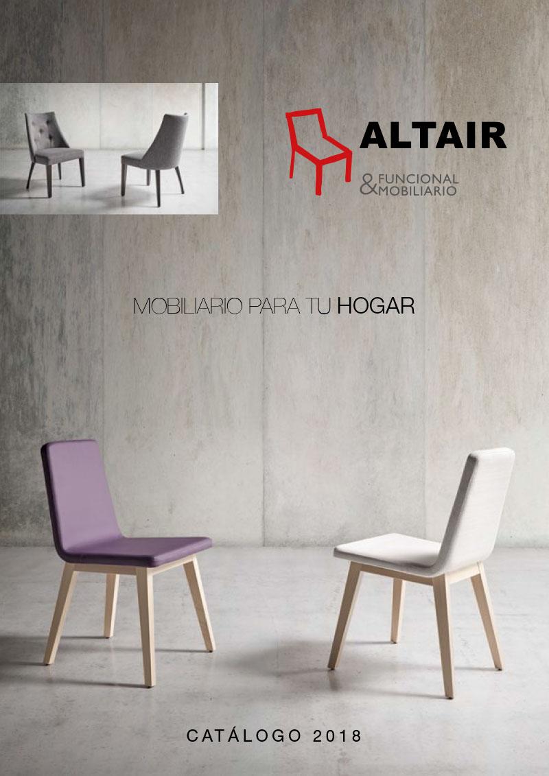 Catálogo de sillas 2018